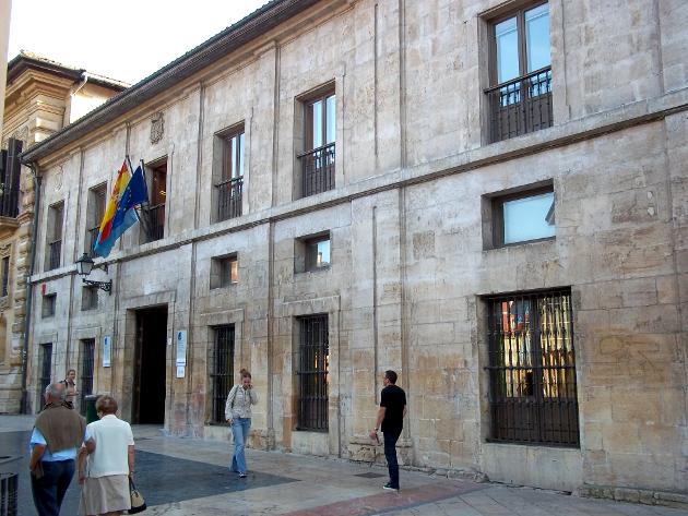 Palacio Daoíz y Velarde Oviedo Asturias