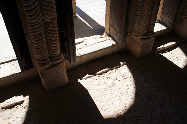 Shadows in Oviedo