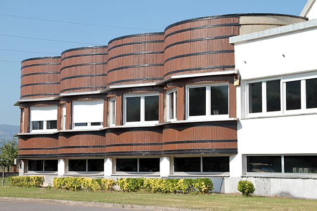 Sidra Barrel Office