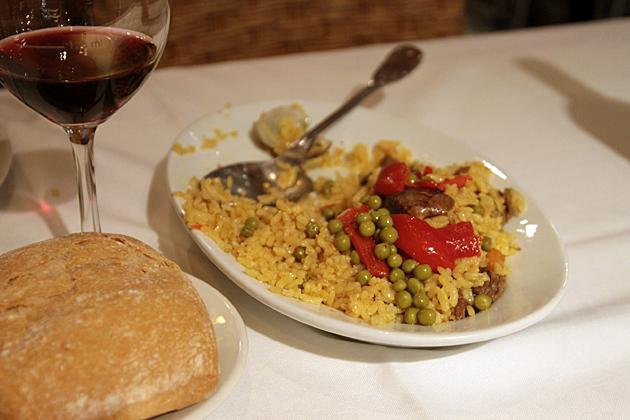 Rice Asturias