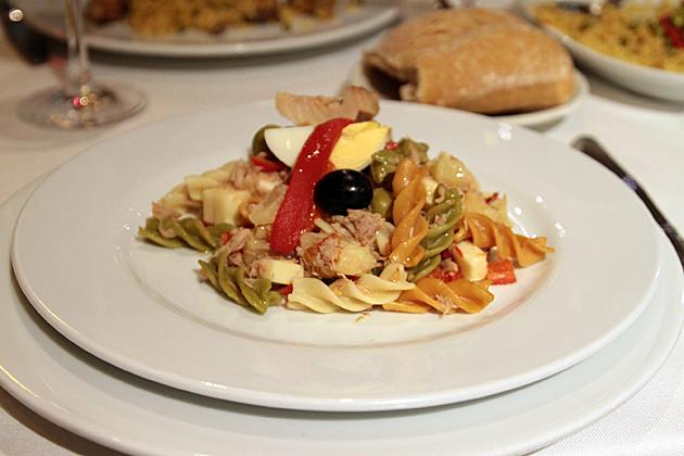 Noodle Salad Asturias