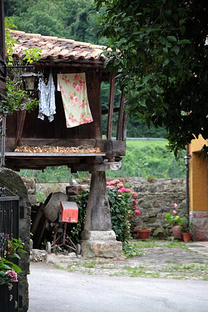 drying asturias