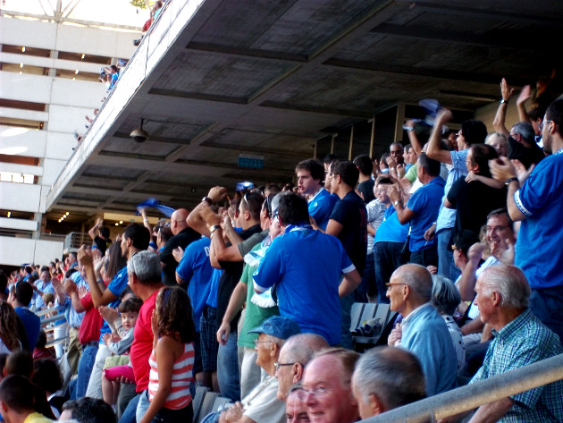 Oviedo Real Fans Soccer