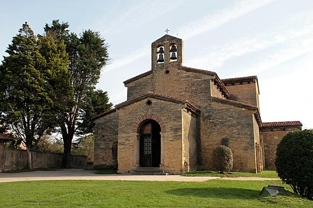 El Santullano – The Pinnacle of Asturian Pre-Romanesque