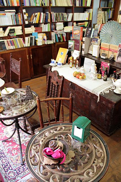 Asturian Bookstore Paraxuga