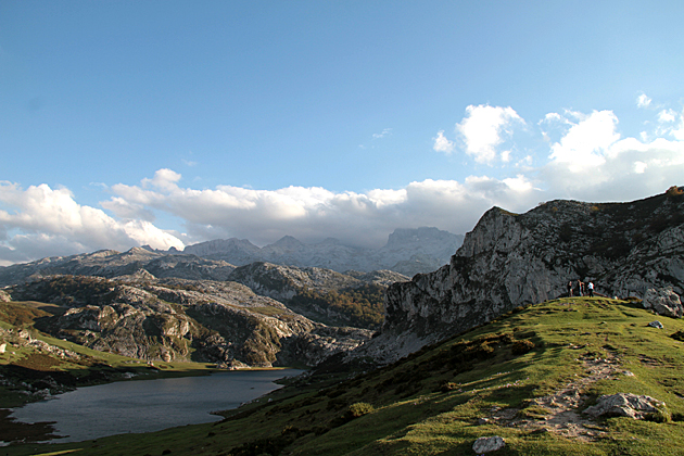 The Lakes of Covadonga