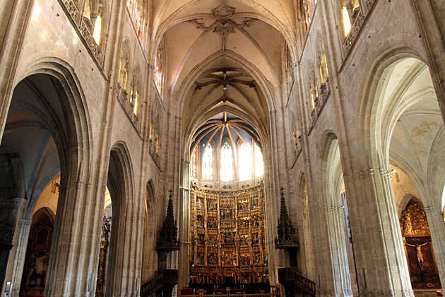 The Cathedral of Oviedo – First Impressions