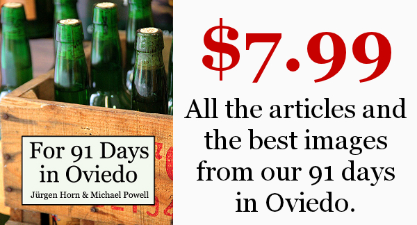 For 91 Days in Oviedo – The E-Book