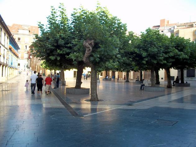 La Plaza de Daoíz y Velarde