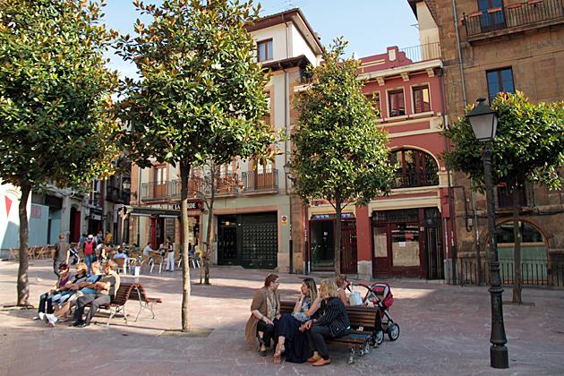 Plaza del Riego