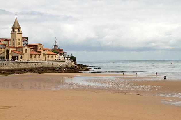 Day Trip to Gijón