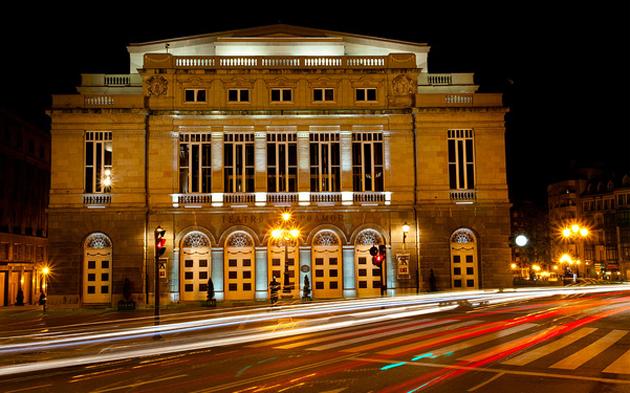 El Teatro Campoamor