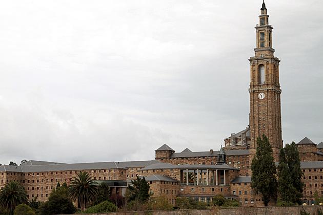 Gijón's Universidad Laboral