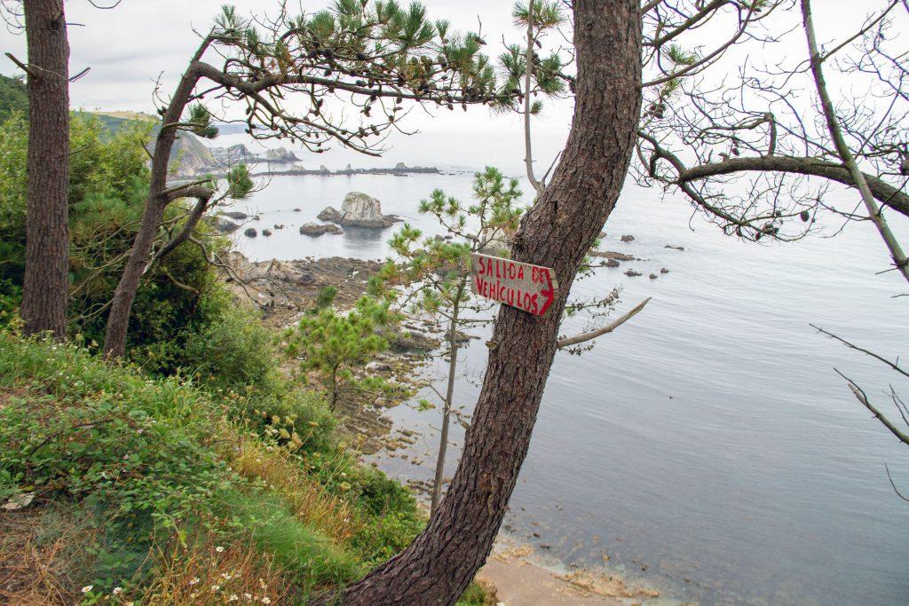 Playa del Silencio Hiking Path