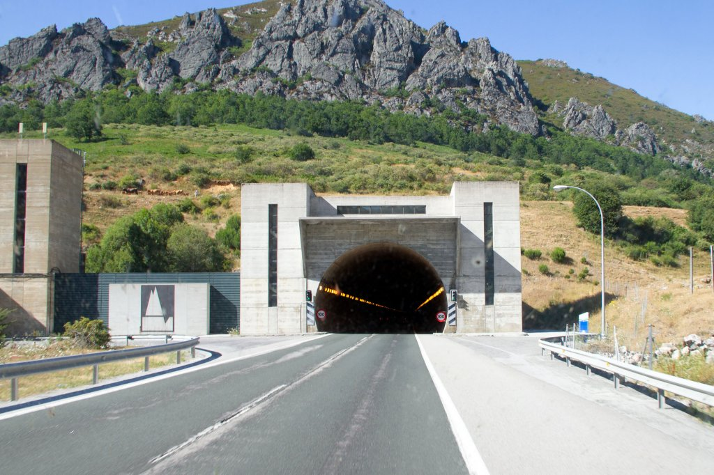 Asturias Tunnel