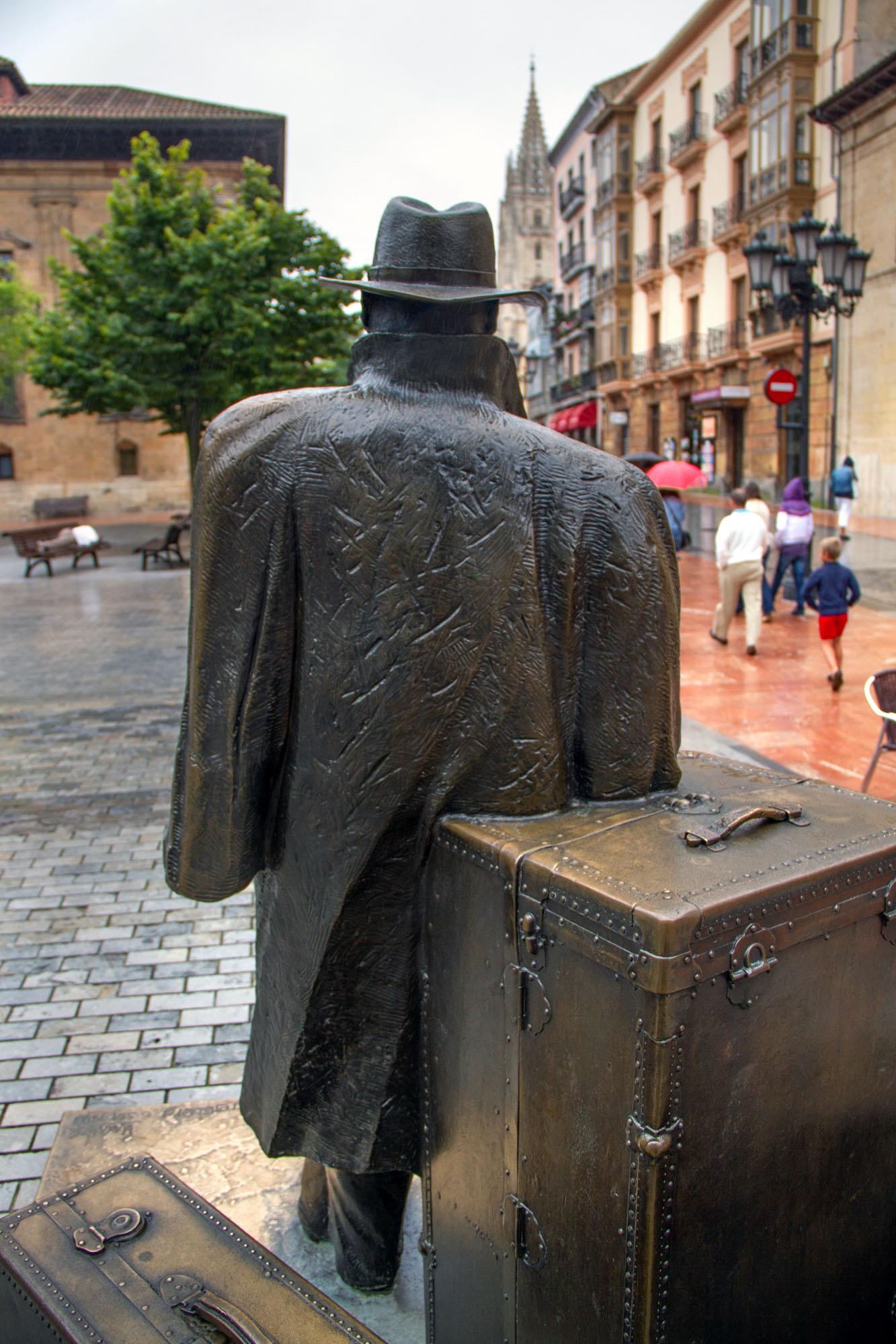 Traveling to Oviedo