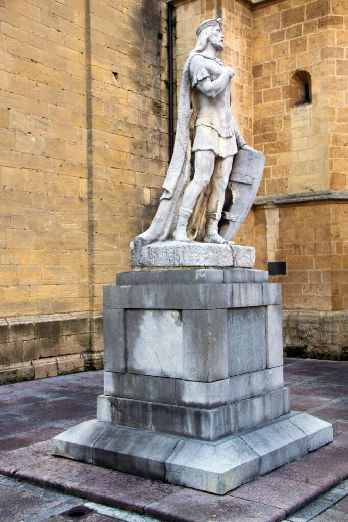 King of Asturias
