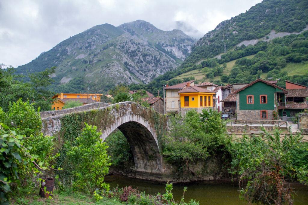 Asturias Stone Bridge