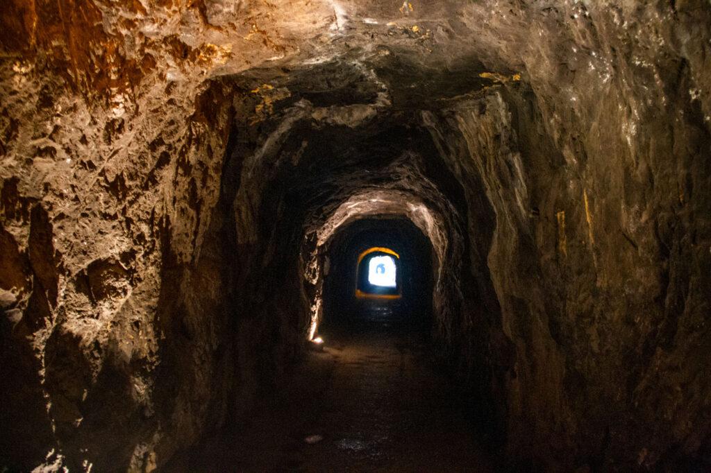 Senda del Oso Asturias Tunnels