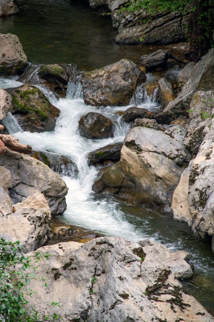 Rio Trubia Asturias