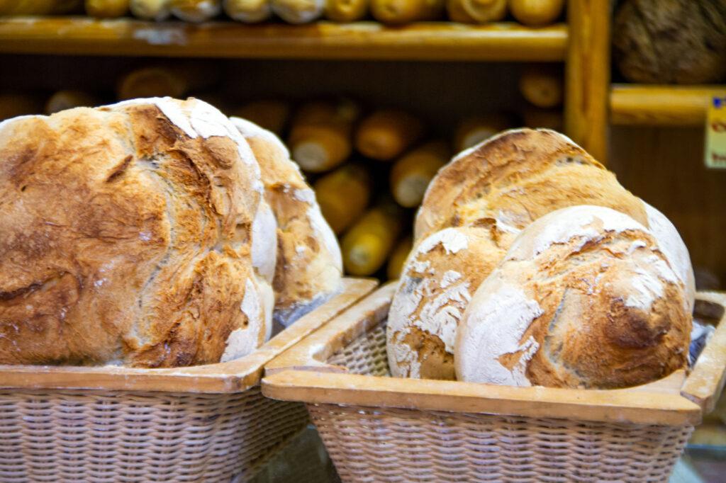 Pan Asturiana - Bread Asturias