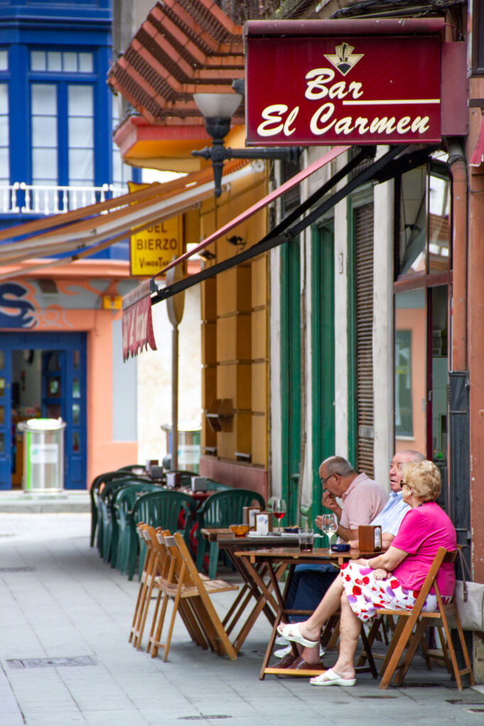 Bar el Carmen Gijon Asturias