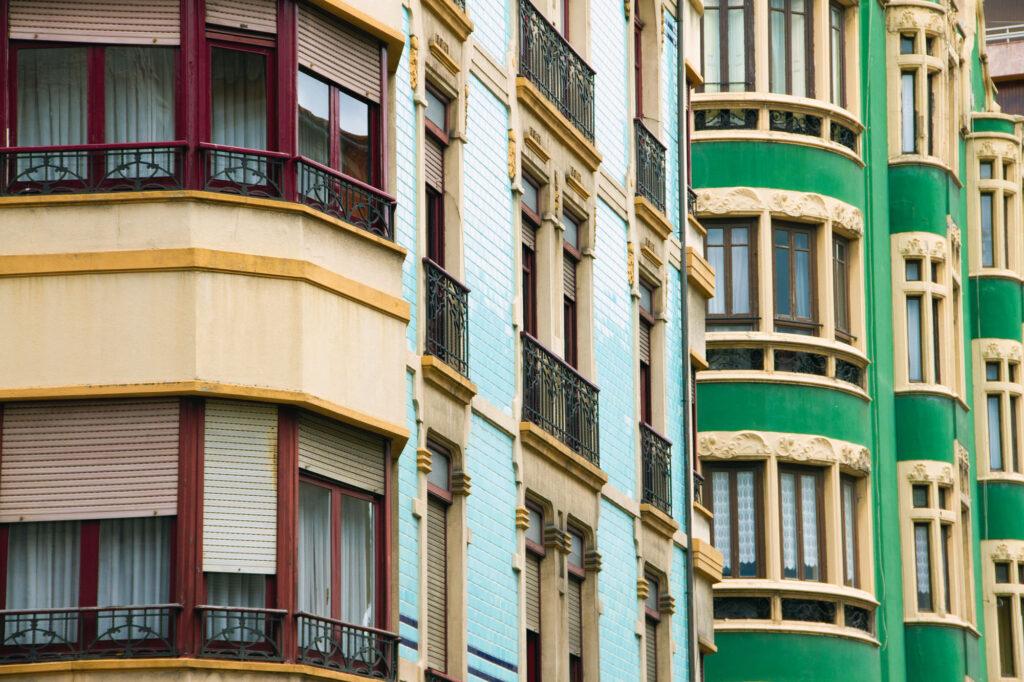 Gijon Asturias Architecture Spain