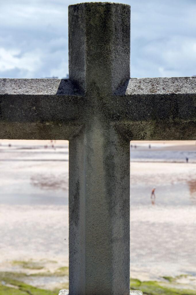 Beach Cross Gijon Asturias