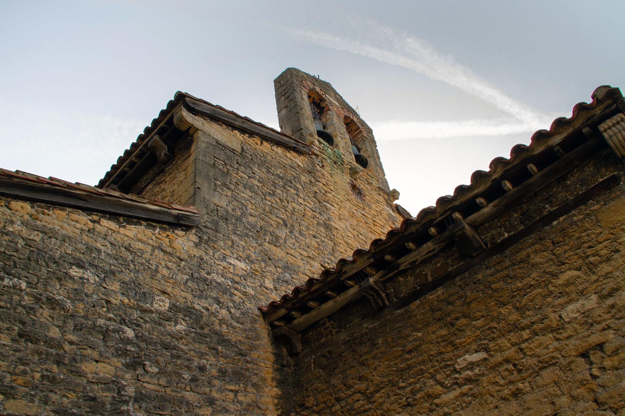 Pre romanesque church Ovideo - Iglesia de San Julián de los Prados