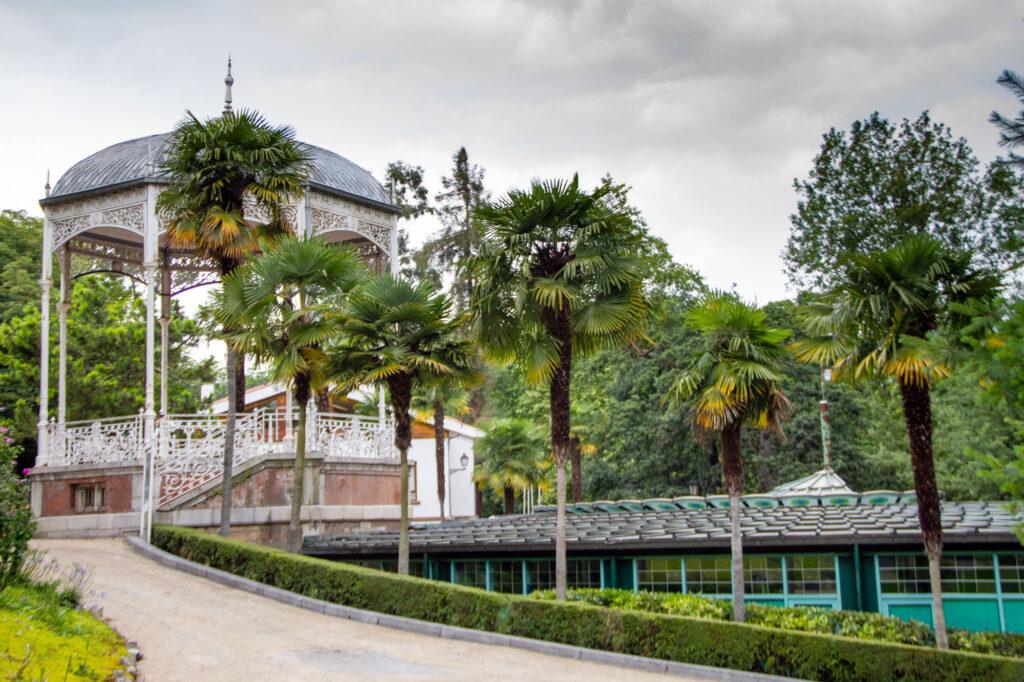 Park San Francisco Oviedo Asturias