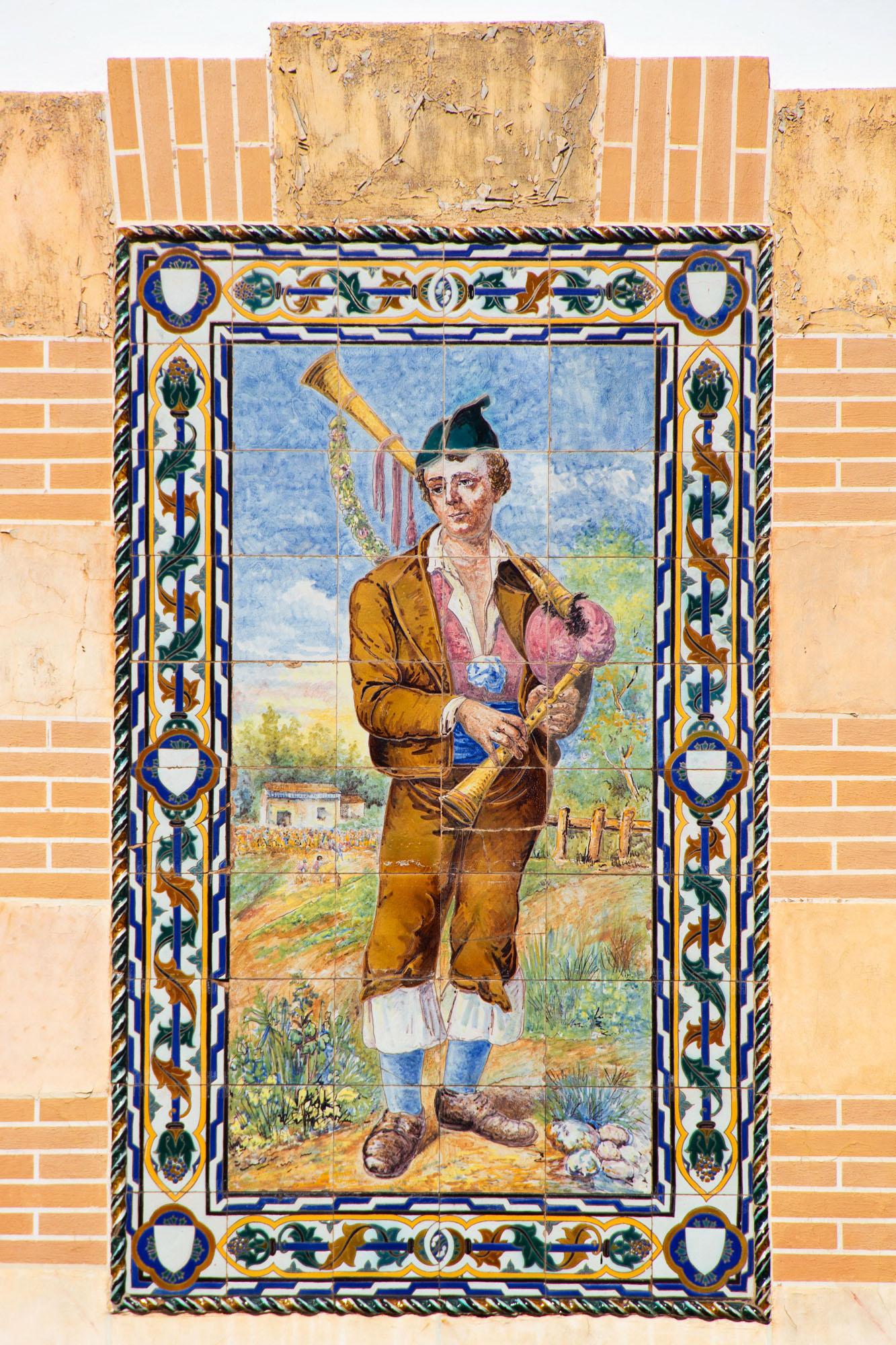 Gaitero Azulejos Tiles Asturias