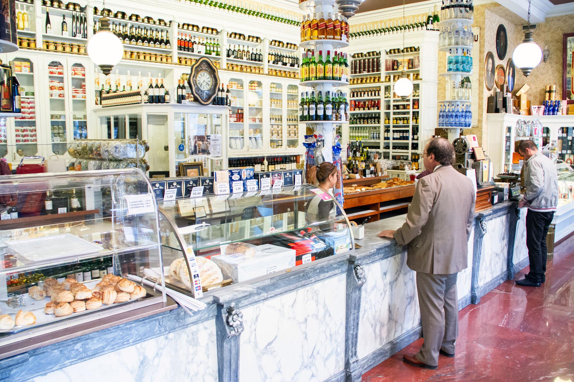 Bakery Camilo de Blas Pastelería