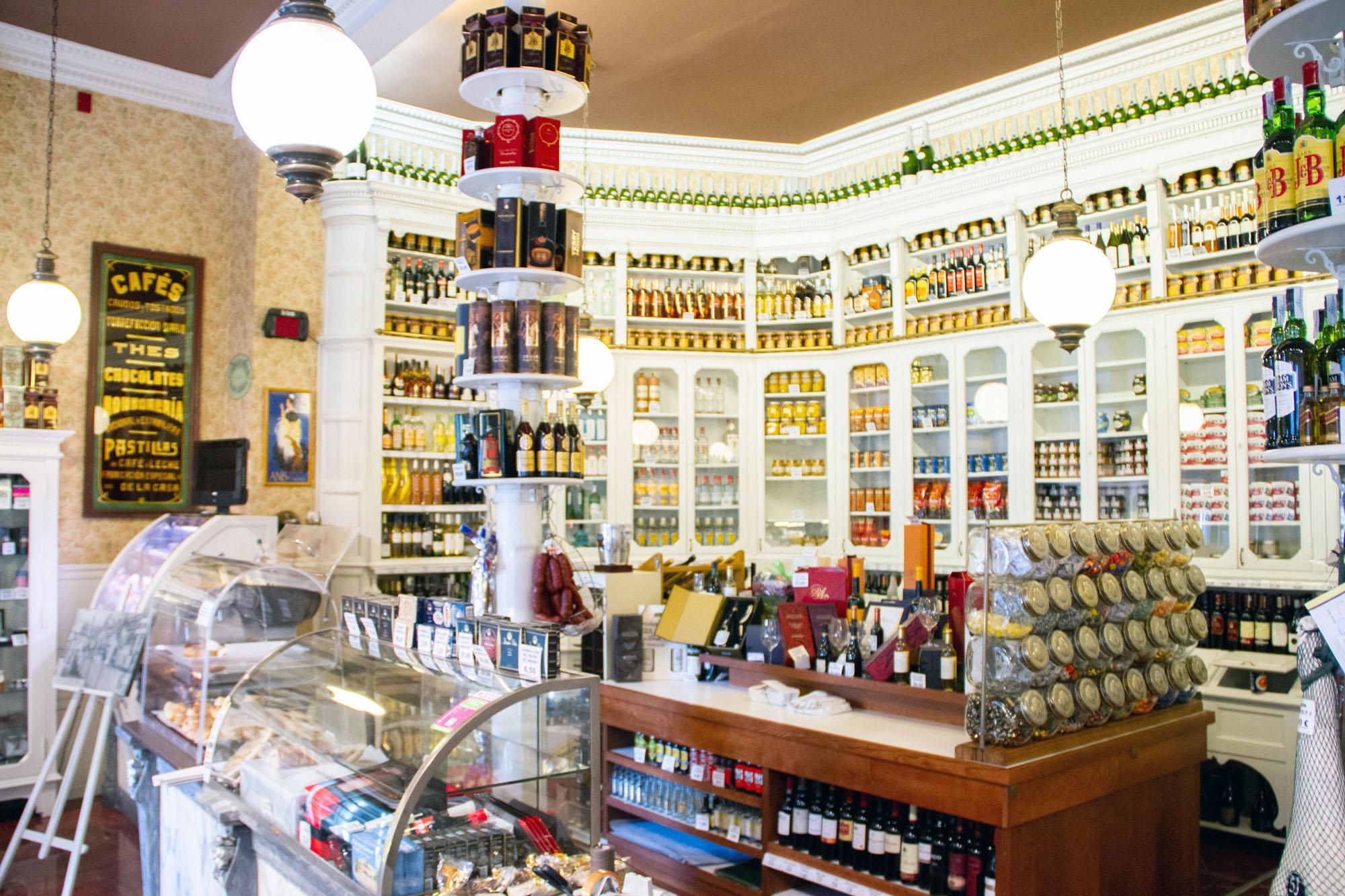 Old Store Asturias Oviedo