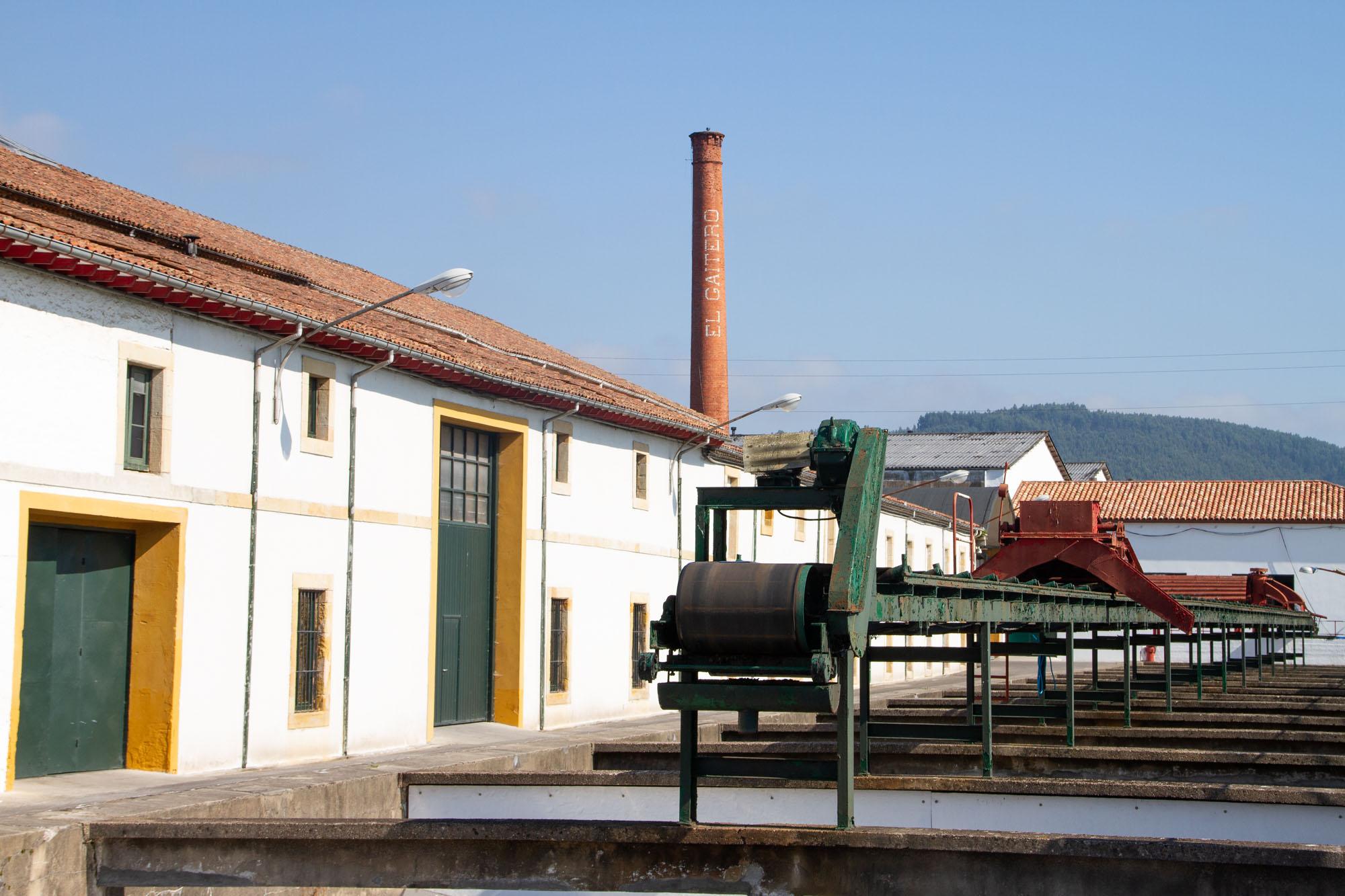 Sidra Factory Asturias