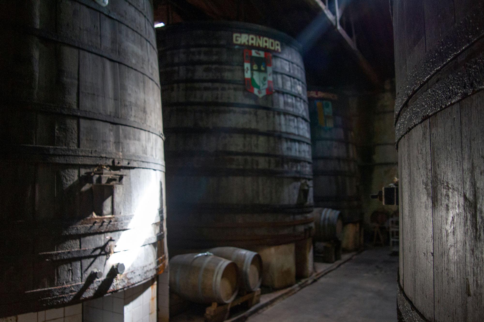 Cider Barrel Art
