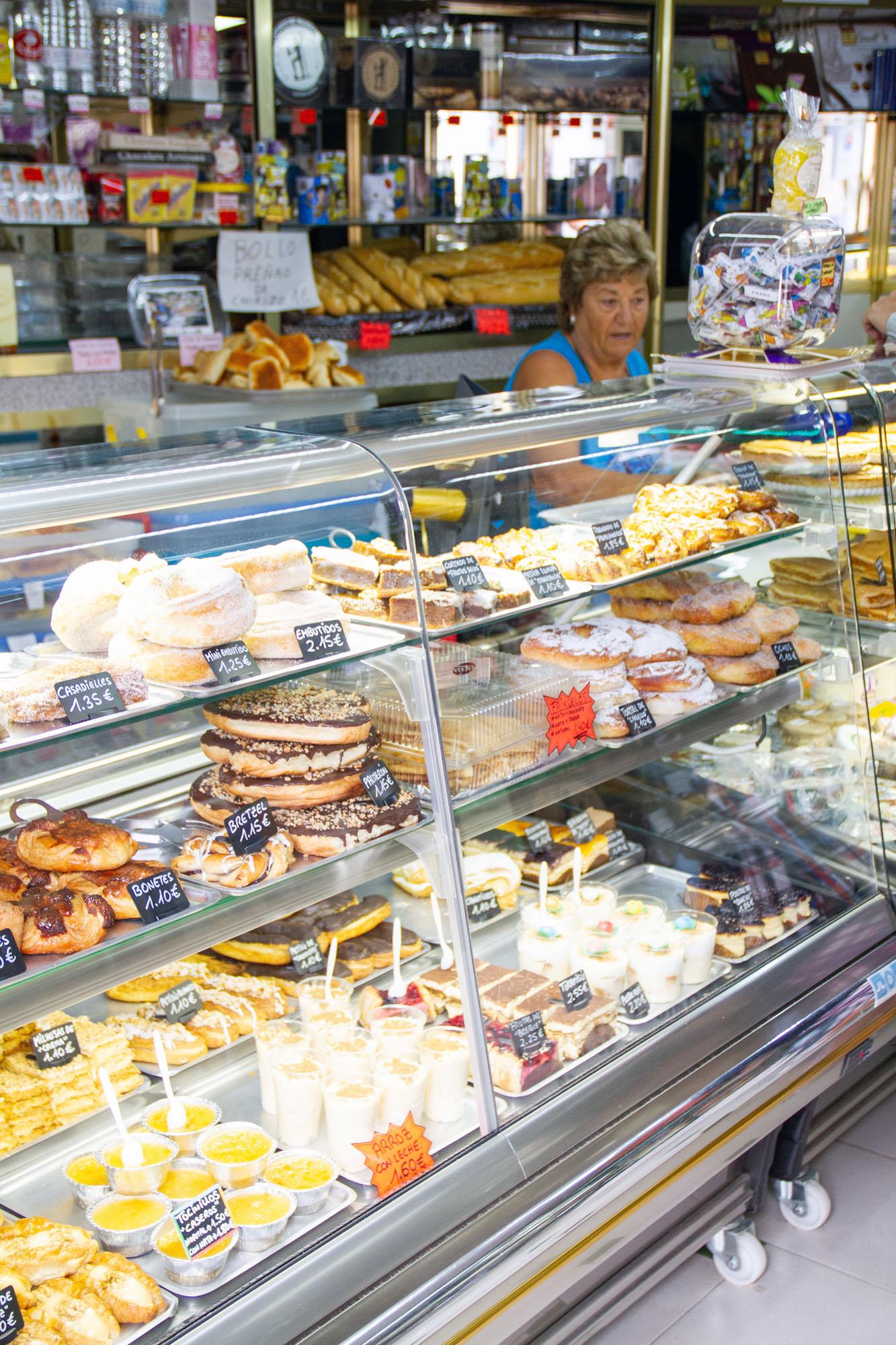 Bakery Cudillero Asturias Spain