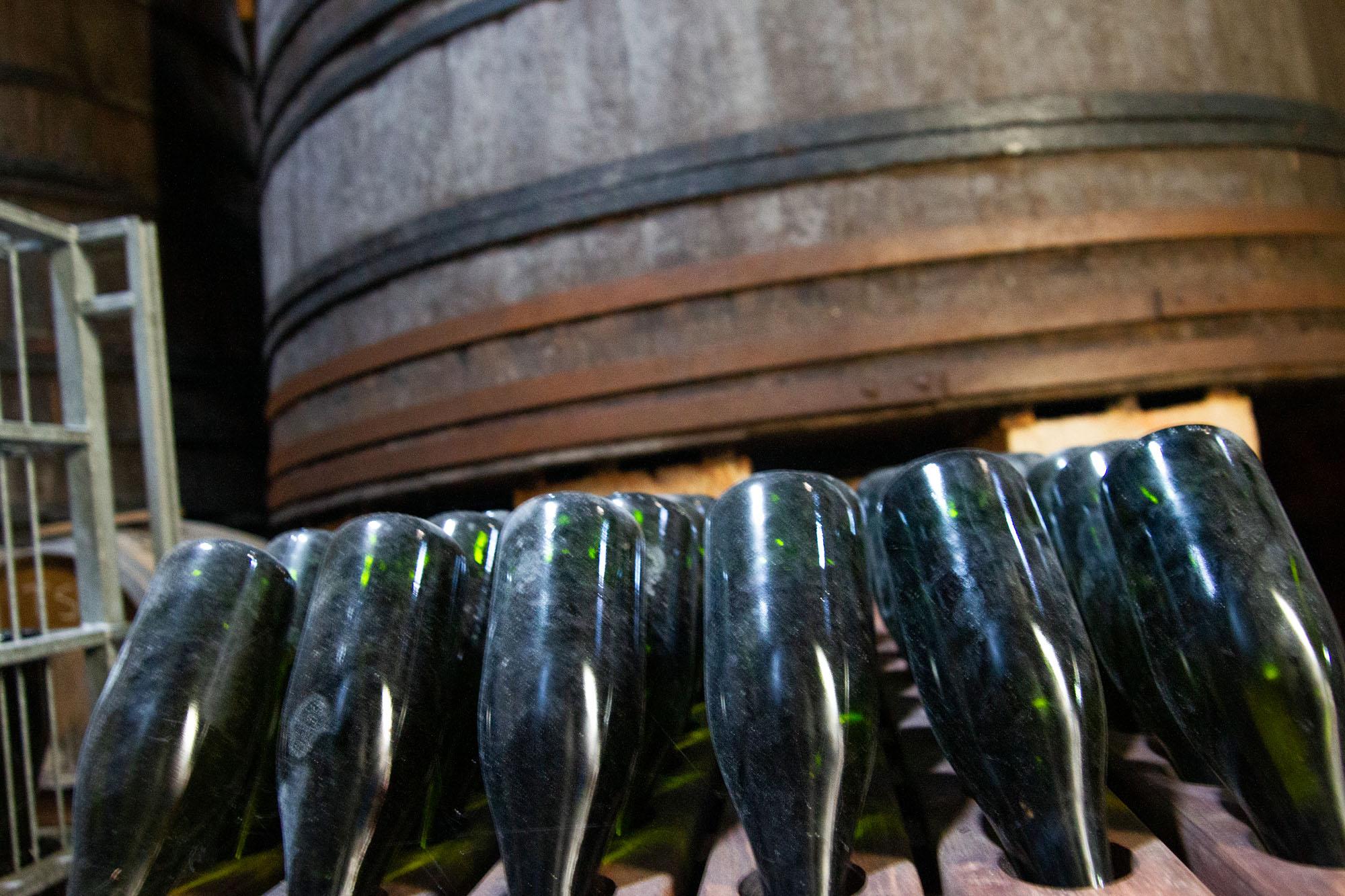 Apple Cider Bottle Holder