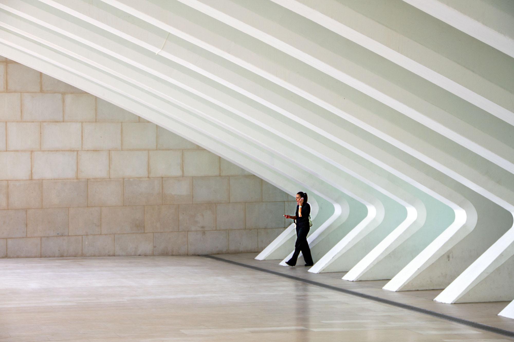 Calatrava Asturias Spain