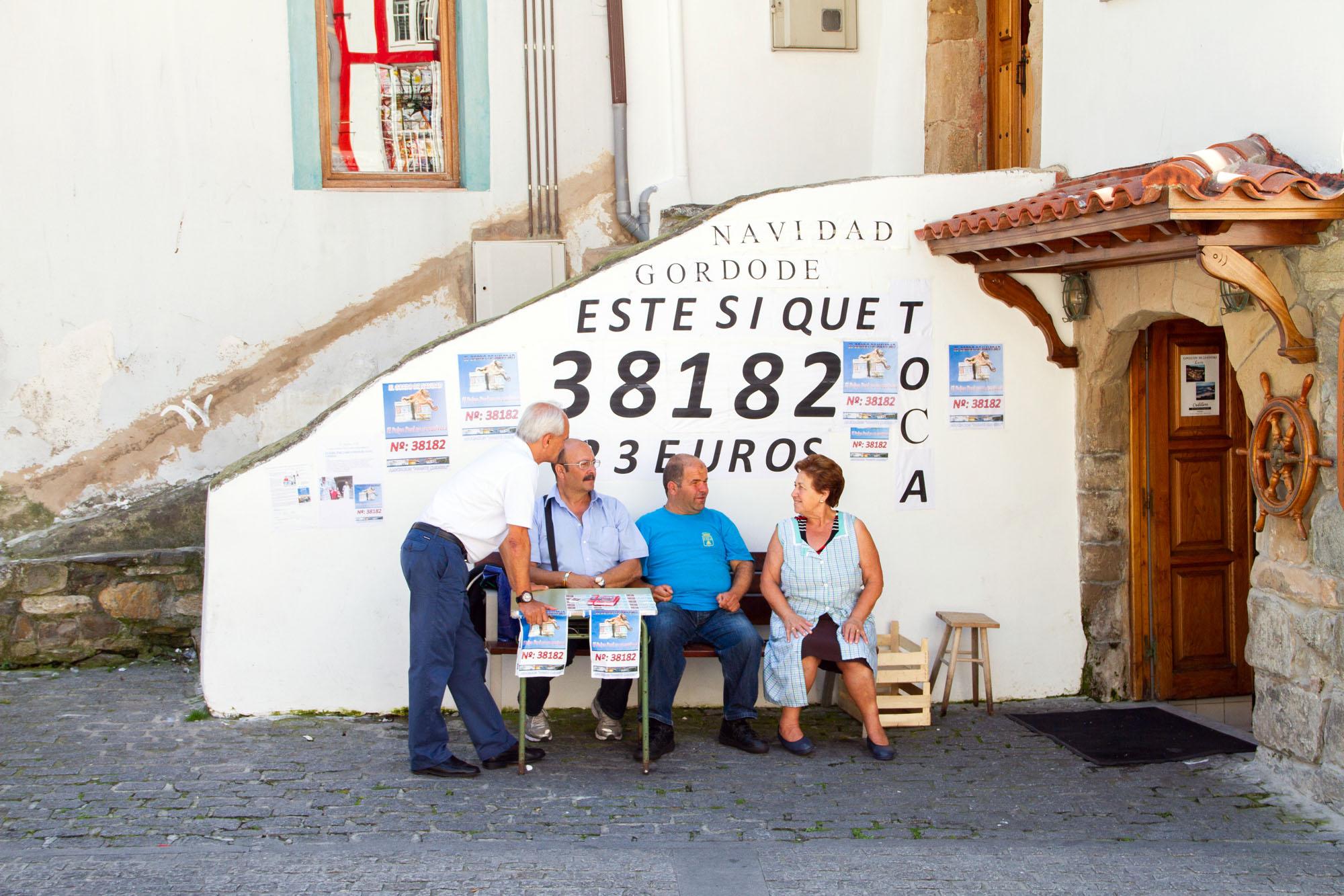 El Gordo Cudillero Asturias Tickets