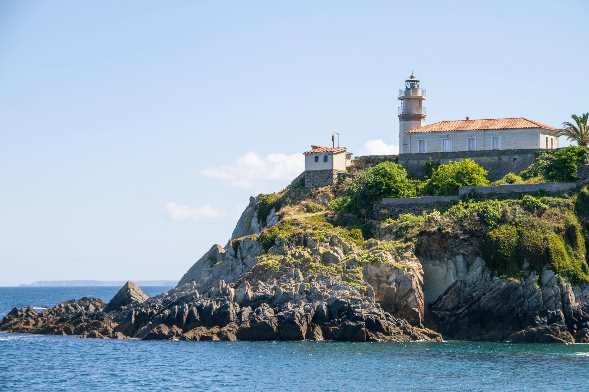 Cudillero Lighthouse