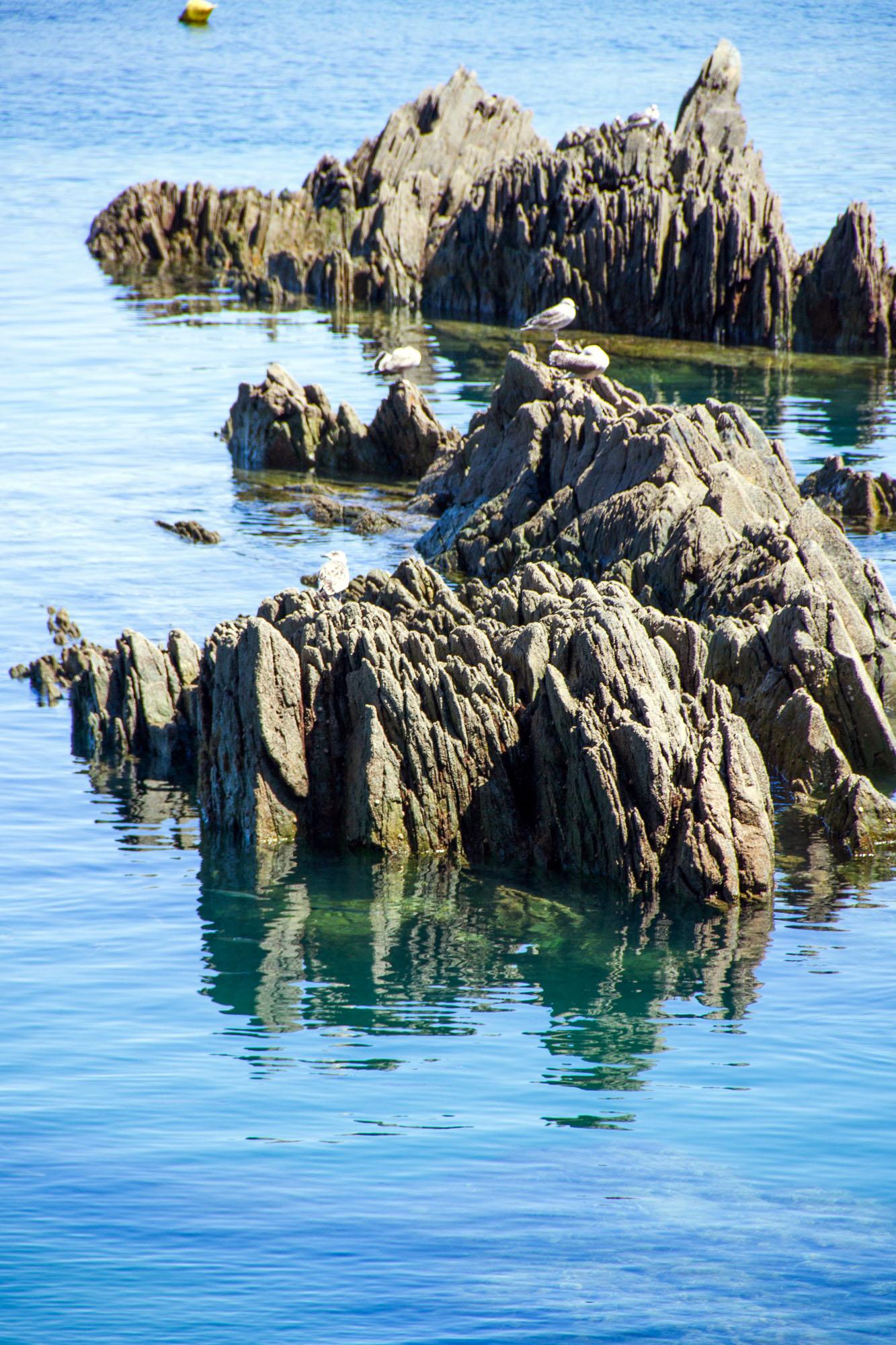 Cudillero Rocks