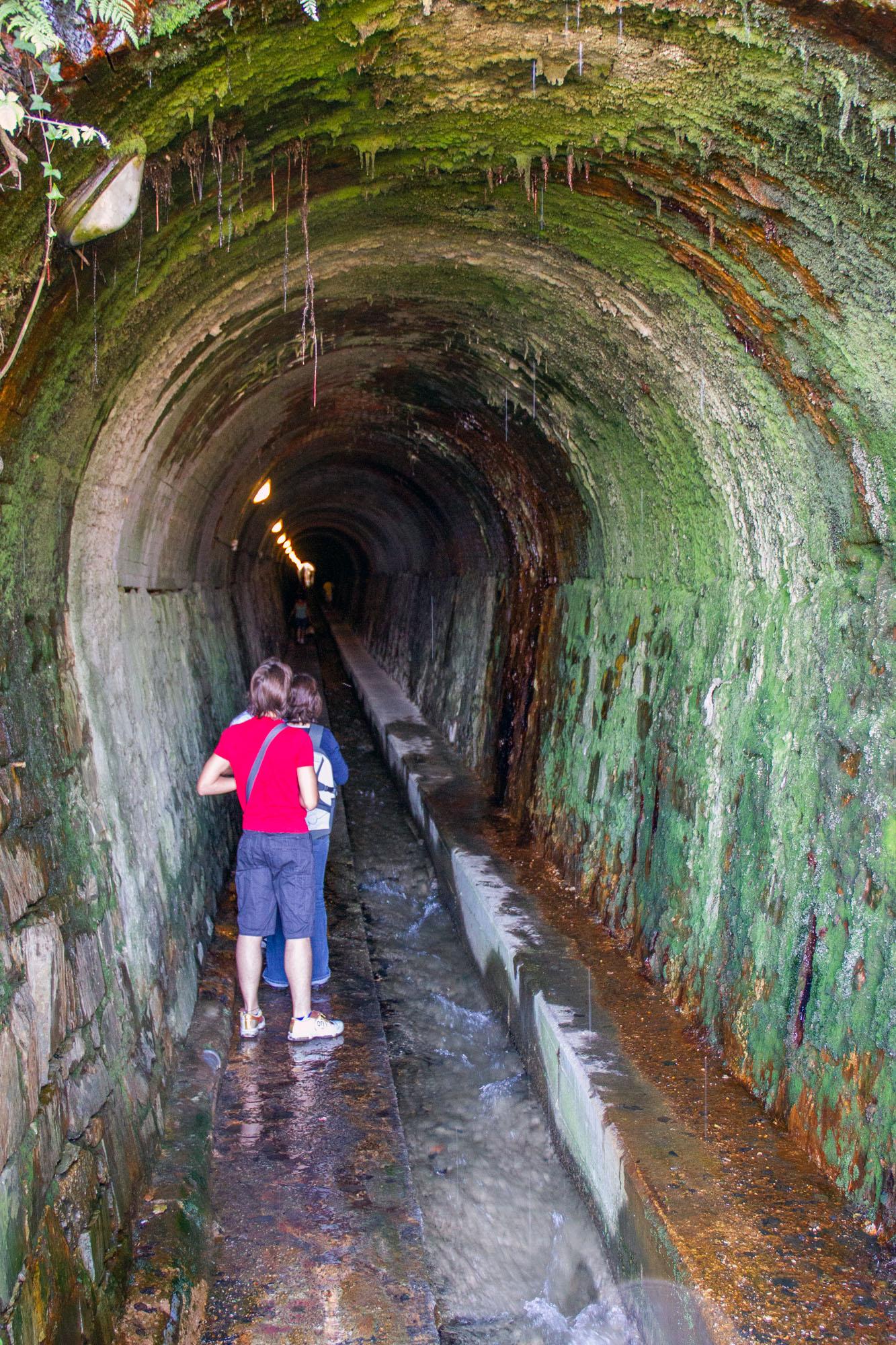 Cudillero Mining Tunnel