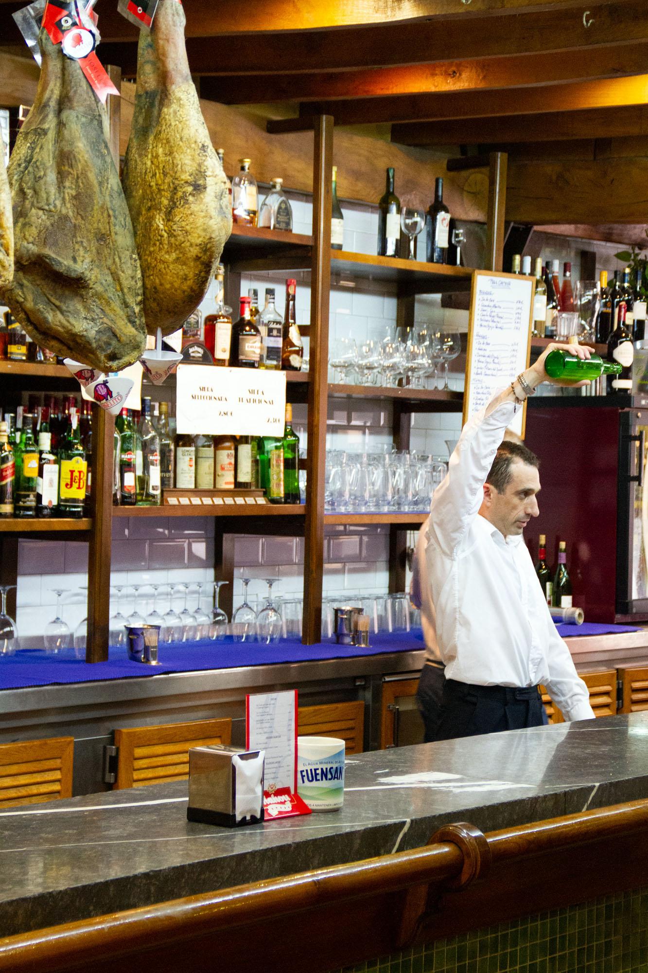 Yantar de Campomanes Oviedo Restaurante