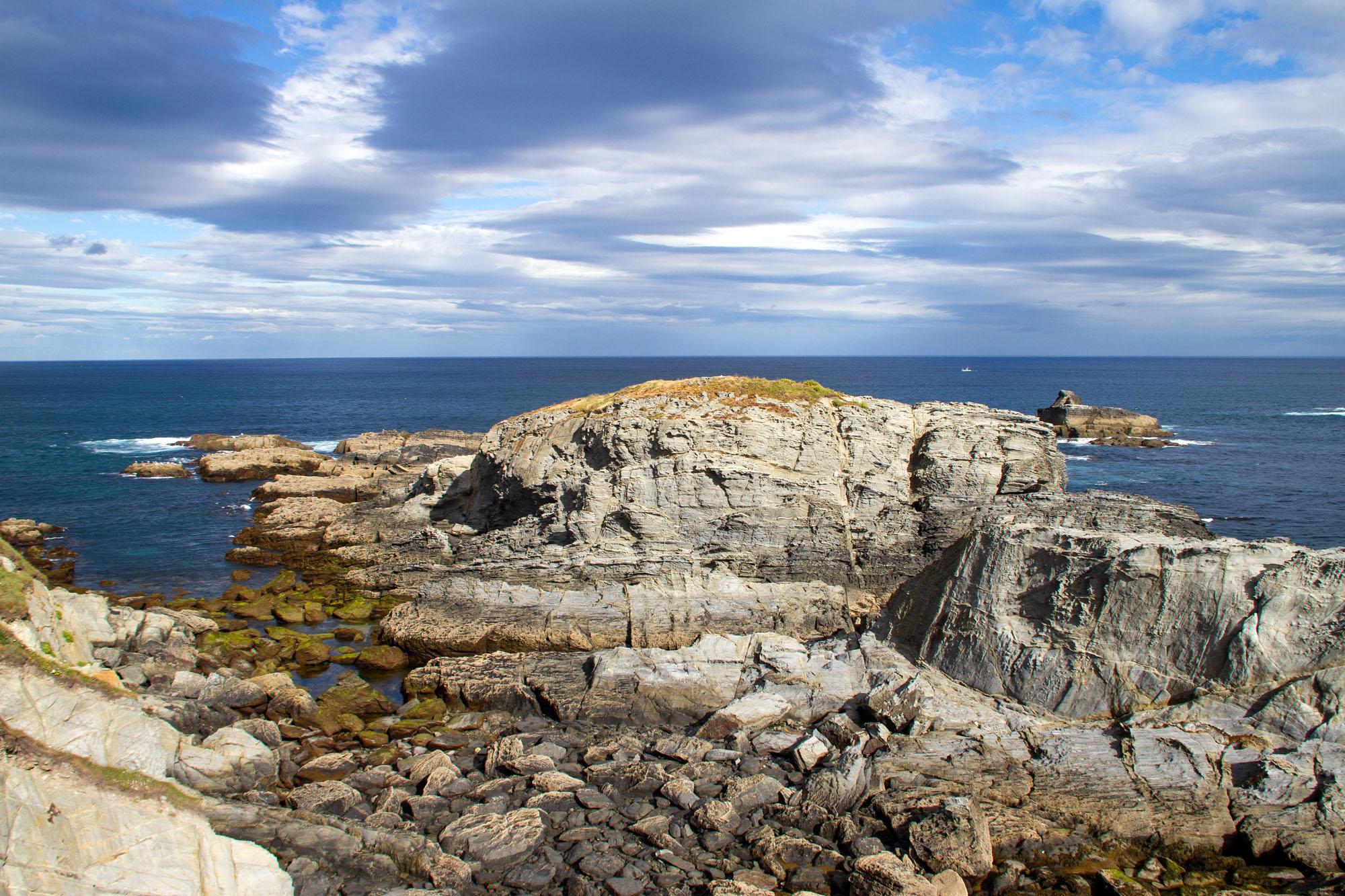 Beautiful Photo of Coast Asturias License