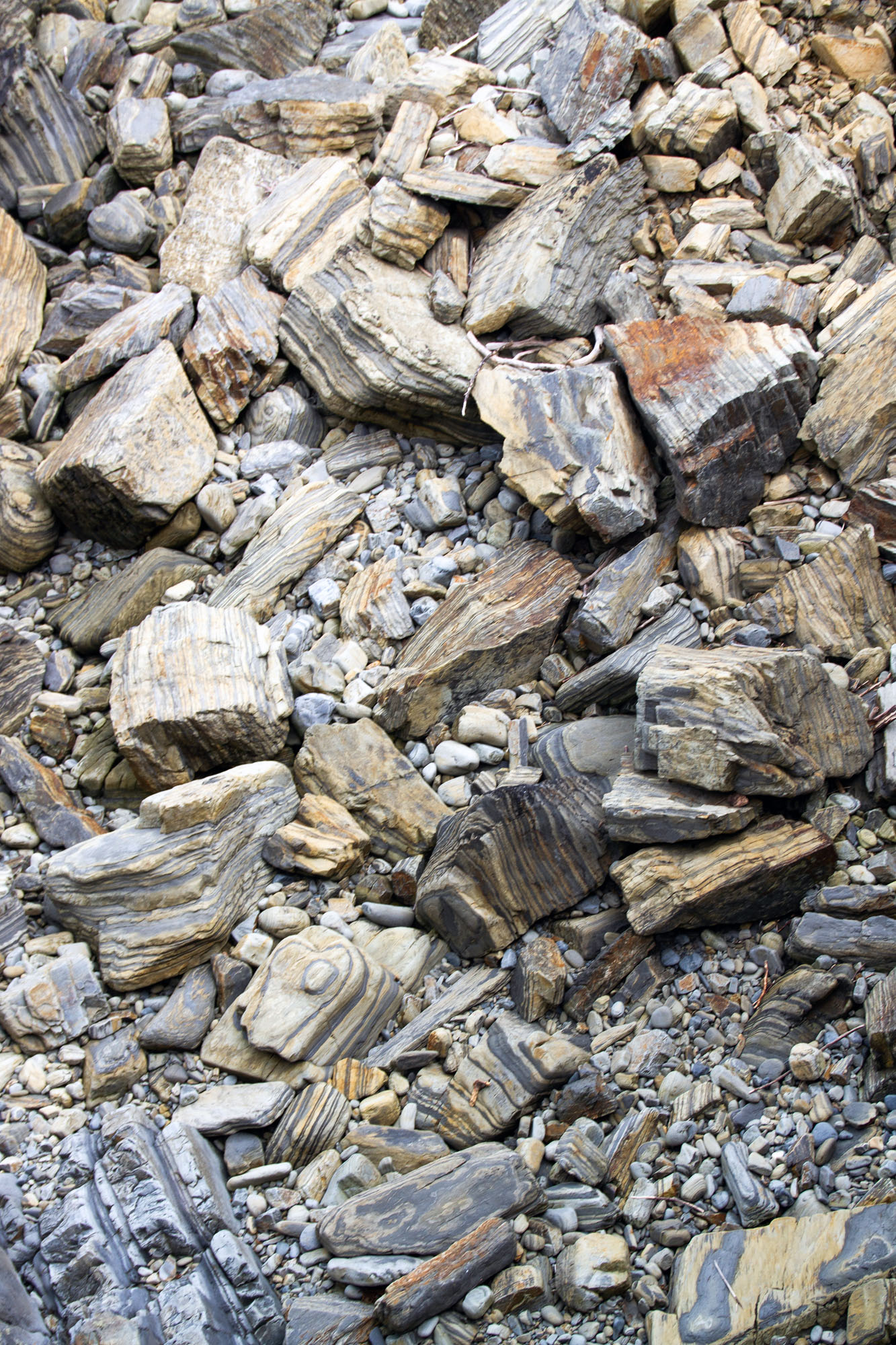 Rocks and stones Asturias