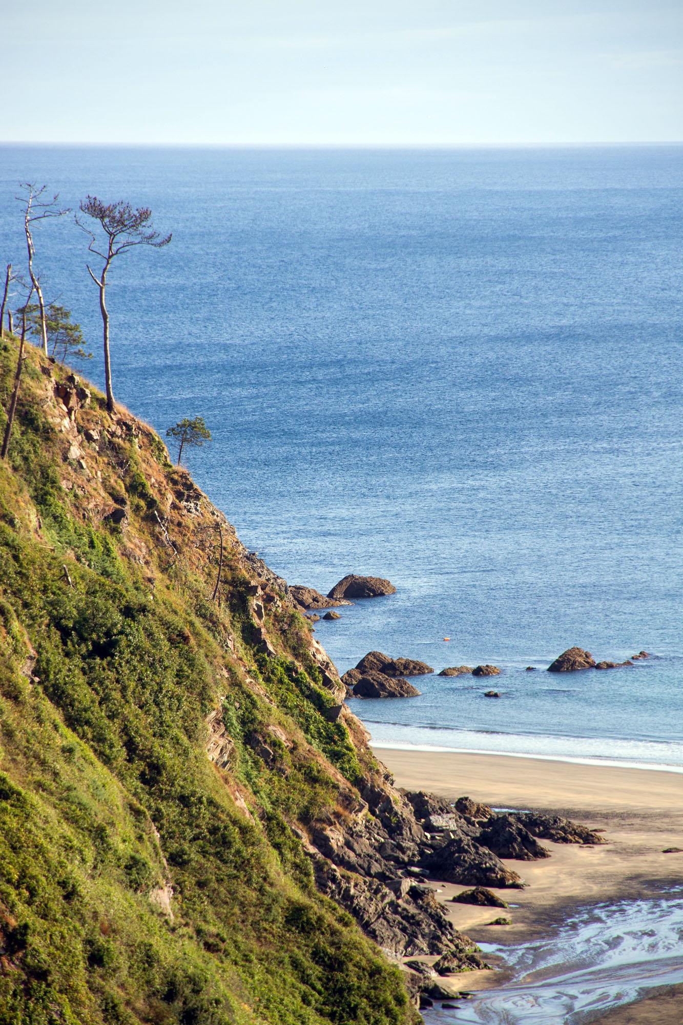 Asturias Cliff Hanger