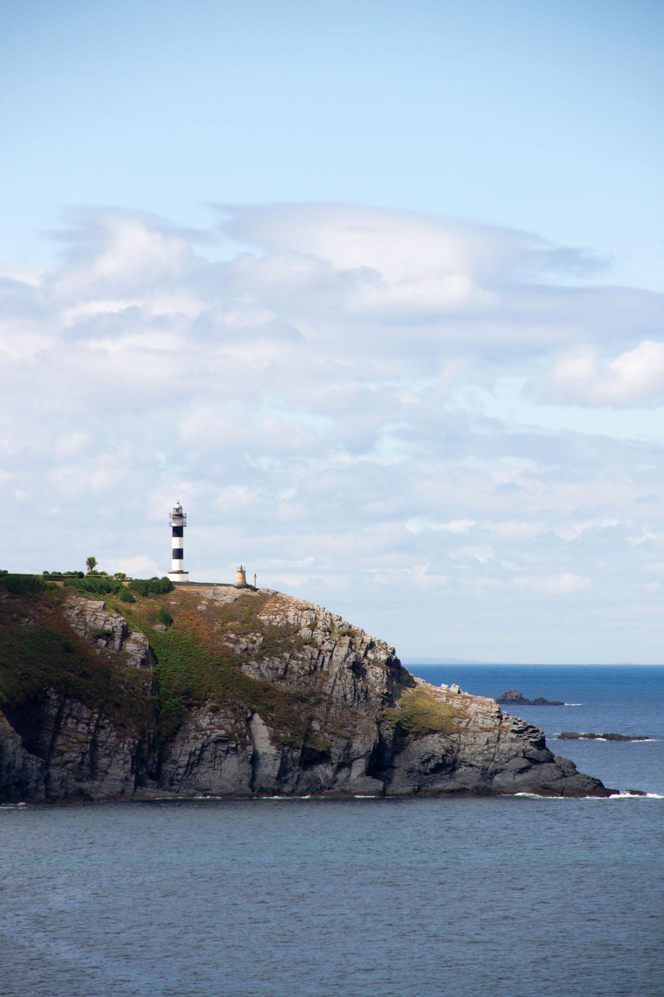 Lighthouse Asturias Vega
