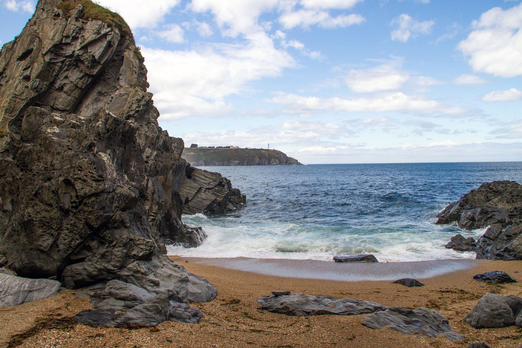 Most beautiful beach Asturias