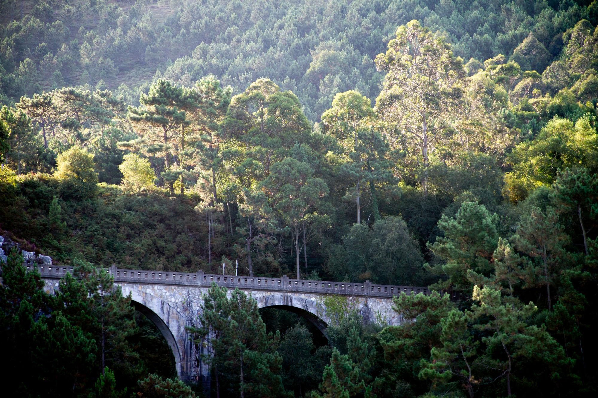 Stone Bridge Asturias