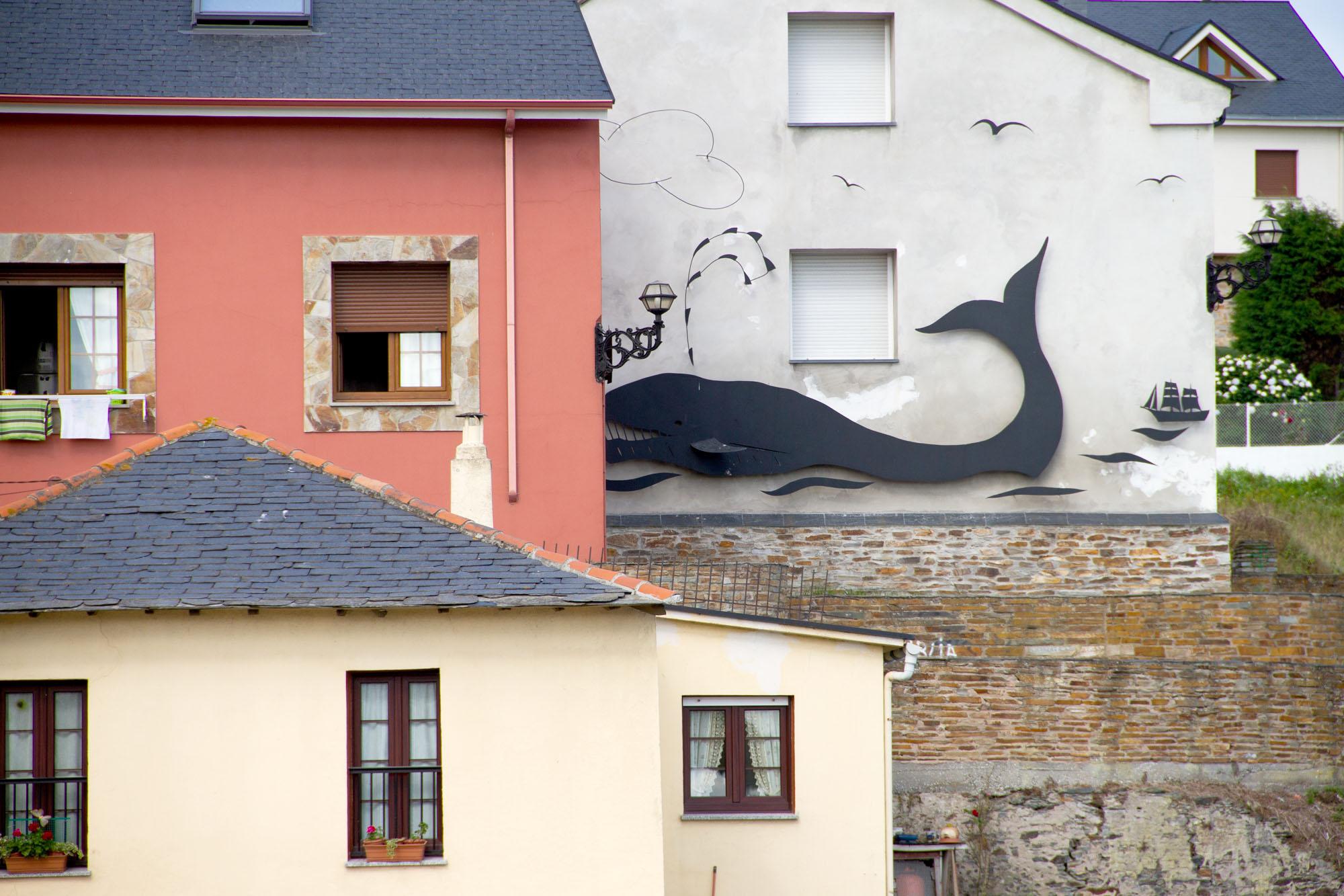Whale Wall Art